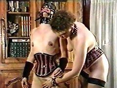 Exotic Homemade Sadism & Masochism, Spanking Pornography Scene