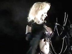 Marilyn Mellons Striptease