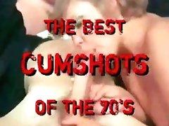 Cum-shots Of The Seventies!
