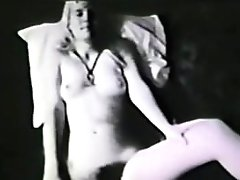 Glamour Nudes 649 1960's - Scene Two