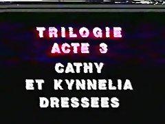 Acte Trio Cathy Et Kynnelia SundressГ©es