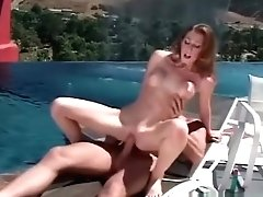 Amazing Ginger-haired Fucked Hard