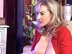 Antique Big-titted Inexperienced Damsel Shows Her Awesome Funbags