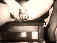 Authentic Antique Fuck, 1940s - Blondie %26 Friend