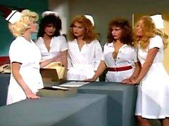 Raunchy Antique Nurses Are Ready For Fresh Fucky-fucky Adventures!
