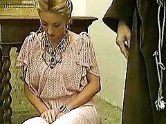 Italian Retro Mummies In Sexy Stockings Are Having Hard-core Group Fuck-fest