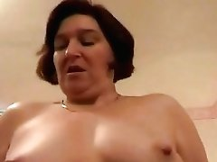 Brit 80s Fatty Cougar Joys Beaver Frigging And Gonzo Fuck With Youthfull Fellow