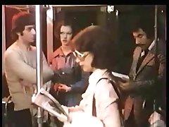 Gang-bang In Subway With Brigitte Lahaie