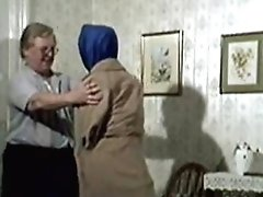 Academy For Ladies - Old School English Restrain Bondage