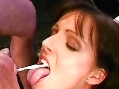 Steaming Hot German Retro Nymph Jessy And Her Gfs Are Loving Blowjbs