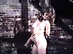 Restraint Bondage Burglar - Antique Clip Fresh Soundtrack Blonde Tied Up
