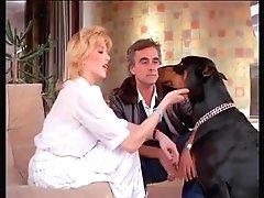 Scene From Diamond Babe (1984) With Marylin Jess