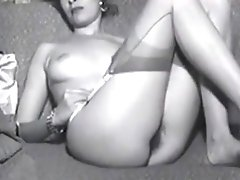 Sexy Gal Strips Usa 1959