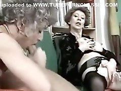 Granny Retro Dinner