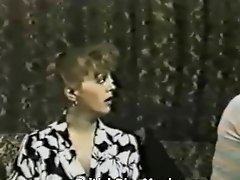 Brit Spanking From The 1980s With Solange Hop